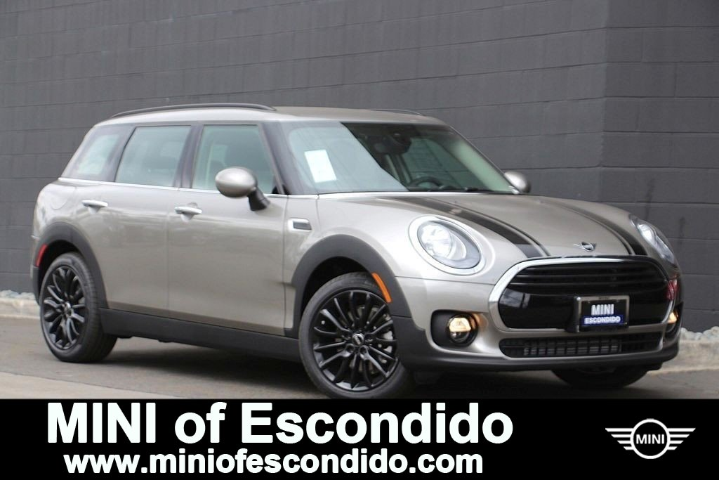 New 2019 Mini Clubman Fwd Signature In Escondido 70762 Mini Of
