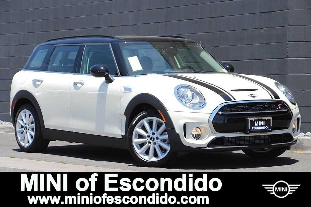 New 2019 Mini Clubman Fwd Signature In Escondido 70485 Mini Of