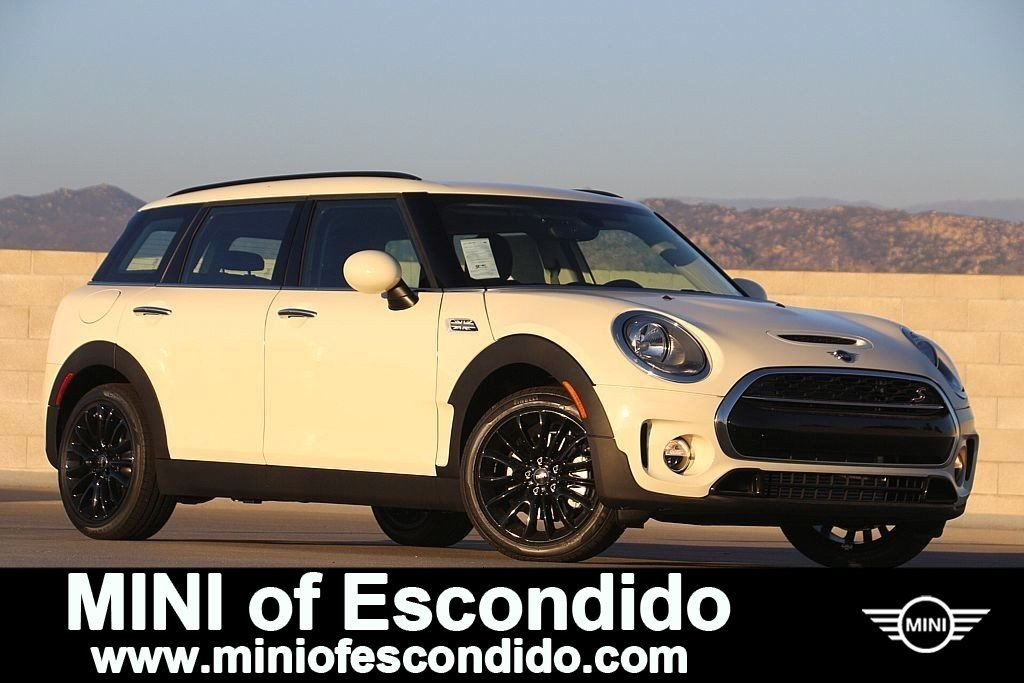 New 2019 Mini Clubman Awd Classic In Escondido 70787 Mini Of