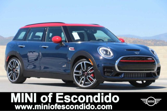 New 2019 MINI John Cooper Works Clubman ALL4 John Cooper Works