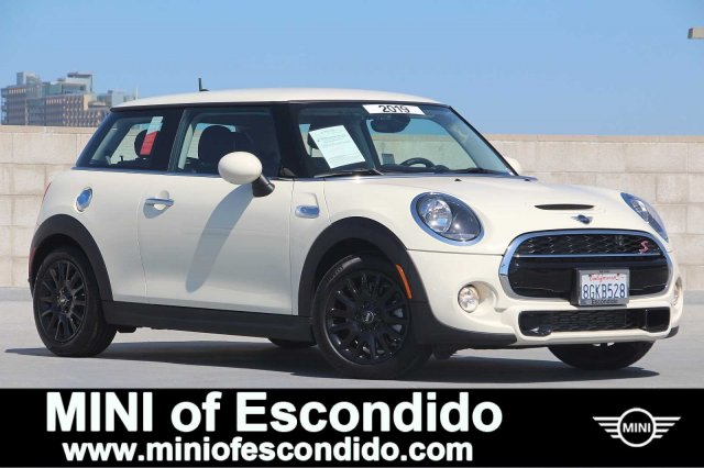 Pre-Owned 2019 MINI Hardtop 2 Door Cooper S Hatchback