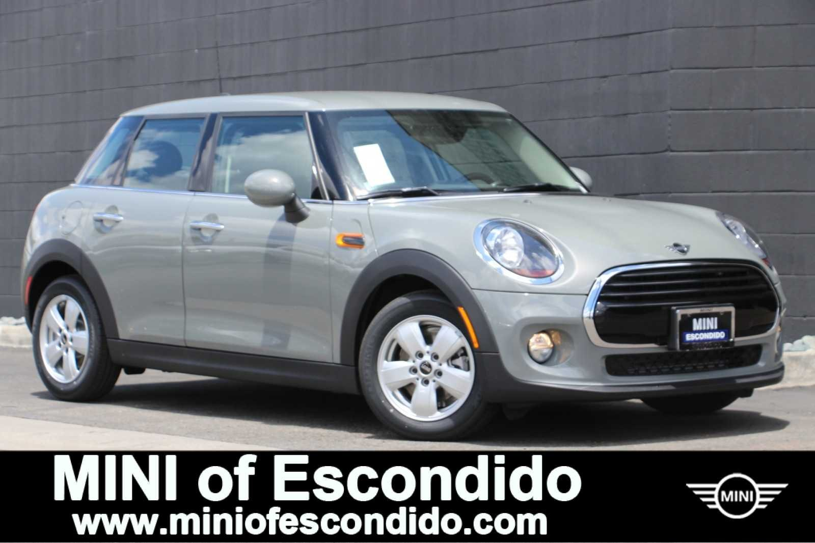 New 2019 MINI Cooper Hardtop 4 Door FWD Cooper