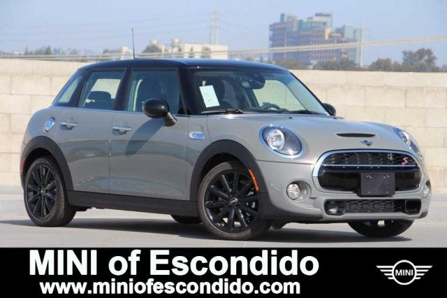 New 2019 MINI Cooper S Hardtop 4 Door FWD Cooper S