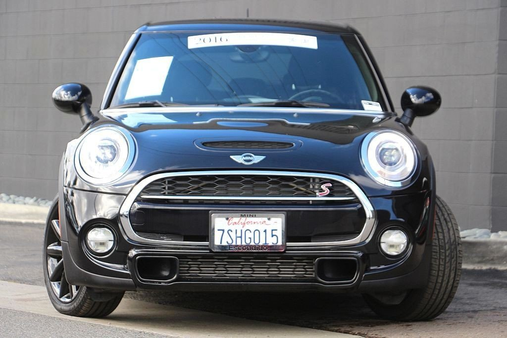 Certified Pre-Owned 2016 MINI Hardtop 4 Door Cooper S