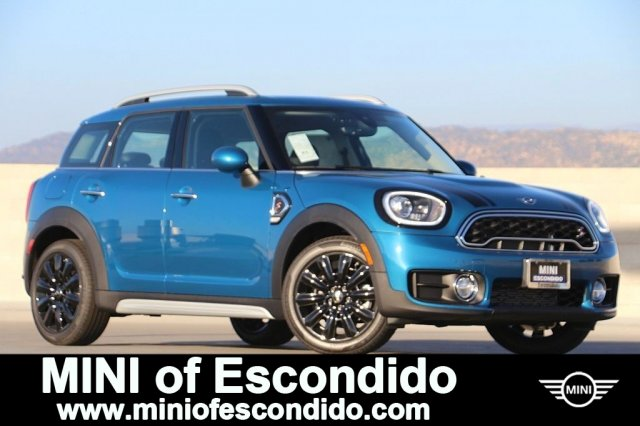 New 2019 MINI Cooper S Countryman FWD Cooper S