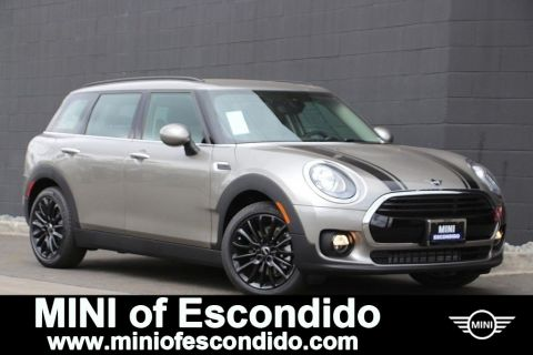 New 2019 MINI Clubman Cooper