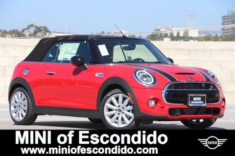 New 2019 MINI Convertible Cooper S
