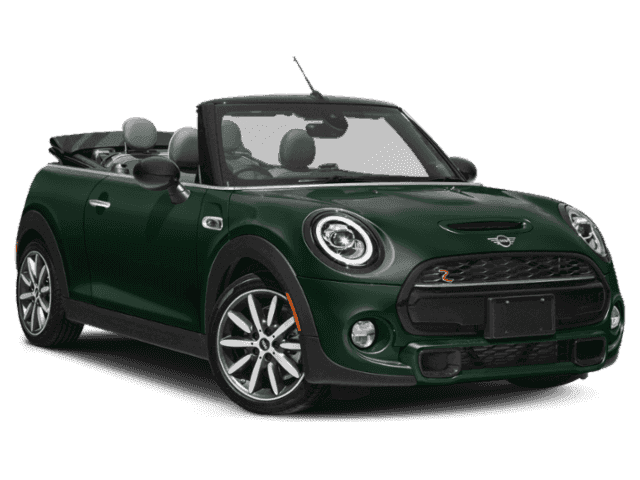 New 2020 MINI Convertible