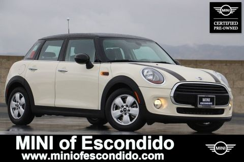 Certified Pre-Owned 2016 MINI Hardtop 4 Door Cooper