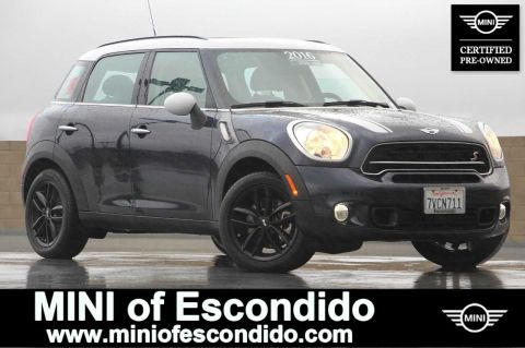 Certified Pre-Owned 2016 MINI Cooper Countryman S